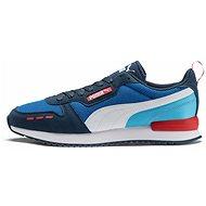 Puma R78 modrá/bílá - Boty pro volný čas