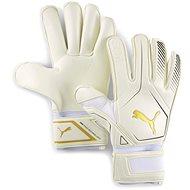 PUMA King GC bílé vel. 7,5 - Brankářské rukavice