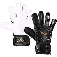 PUMA King 4, Black, size 8 - Goalkeeper Gloves