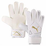 PUMA King 4 bílé - Brankářské rukavice