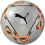 Fotbalový míč PUMA Final 6 MS Ball stříbrný vel. 4 - Fotbalový míč