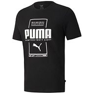 Puma Box Tee black - Tričko