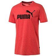 Puma Photo Tee red - Tričko
