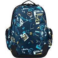 Quiksilver Schoolie M Backpack BYJ6 - Batoh