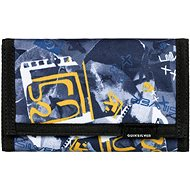 Quiksilver The Everydaily Tri-Fold Wallet BYJ0 - Pánská peněženka
