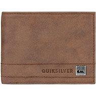 Quiksilver Stitchy Bi-Fold Wallet BRN - Pánská peněženka