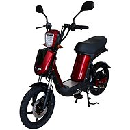 Racceway E-BABETA Red - Electric scooter