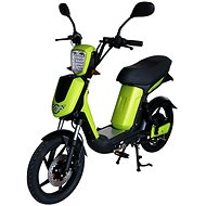 Racceway E-BABETA Green - Electric scooter