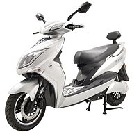 RACCEWAY EXTREME silver - Electric scooter