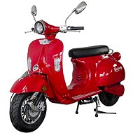 RACCEWAY CENTURY Red - Electric scooter