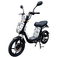 Racceway E-BABETA Camo Black - Electric scooter