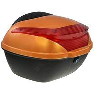 Rear Case for RACCEWAY E-BABETA Electric Motorcycle, Orange - Suitcase