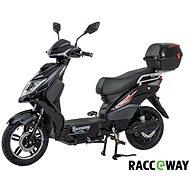 Racceway E-Fichtl, 20Ah, Black-Glossy - Electric scooter