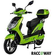 Racceway E-Fichtl, 20Ah, sv.zelený-metalický - Elektroskútr