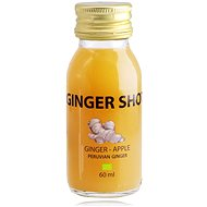 FottaOrganic Ginger Shot, Apple, 60ml - Sports Drink