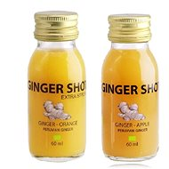 FottaOrganic Ginger shot, 60ml - Sportovní nápoj