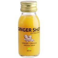 FottaOrganic Ginger Shot, Orange, 60ml - Sports Drink