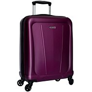 Sirocco T-1213/1-S ABS - fialová - Cestovní kufr