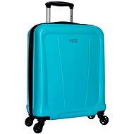 Sirocco T-1213/1-S ABS - modrá - Cestovní kufr