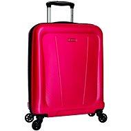 Sirocco T-1213/1-S ABS - růžová - Cestovní kufr