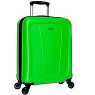 Sirocco T-1213/1-S ABS - zelená - Cestovní kufr