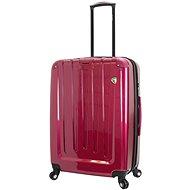 Mia Toro M1321/3-L - vínová - Cestovní kufr