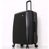 Cestovní kufr MIA TORO M1713/3-L - černá - Cestovní kufr s TSA zámkem