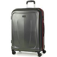Cestovní kufr ROCK TR-0165/3-L ABS - charcoal - Cestovní kufr s TSA zámkem