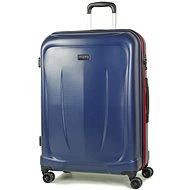 Cestovní kufr ROCK TR-0165/3-L ABS - modrá - Cestovní kufr s TSA zámkem
