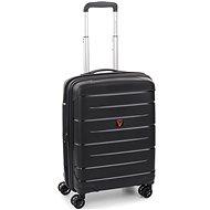 Roncato Flight DLX 55 EXP černá - Cestovní kufr s TSA zámkem