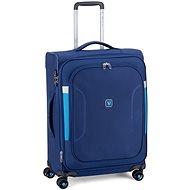 Roncato City Break 63 cm modrá - Cestovní kufr s TSA zámkem
