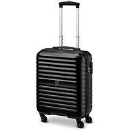 Modo by Roncato kufr VENUS 55 cm, 4 kolečka, černá - Cestovní kufr s TSA zámkem