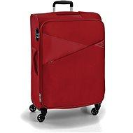 Roncato kufr THUNDER 77 cm, 4 kolečka, EXP., červená - Cestovní kufr s TSA zámkem