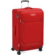 Roncato kufr JOY, 75 cm, 4 kolečka, EXP., červená - Cestovní kufr s TSA zámkem