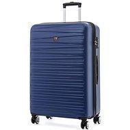 Modo by Roncato Houston 77 cm, 4 kolečka, modrá