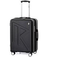 Raido Numero Uno Black Mood Line M - Cestovní kufr s TSA zámkem