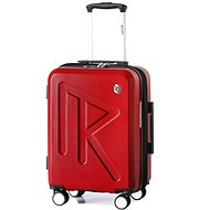 Raido Numero Uno Red Mood Line S - Cestovní kufr s TSA zámkem