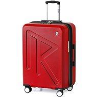 Raido Numero Uno Red Mood Line M - Cestovní kufr s TSA zámkem