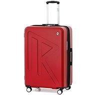 Raido Numero Uno Red Mood Line L - Cestovní kufr s TSA zámkem