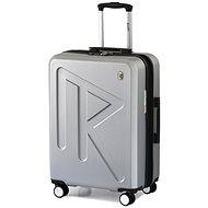 Raido Numero Uno Silver Mood Line L - Cestovní kufr s TSA zámkem