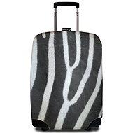 REAbags 9015 Zebra - Obal na kufr