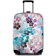 REAbags 9056 Beach Flowers - Luggage Cover