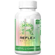 Reflex Acetyl L-Carnitine, 90 kapslí - Spalovač tuků