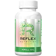 Reflex Krill Oil, 90 kapslí - Vitamín