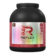 Reflex Natural Whey 2270g, čokoláda