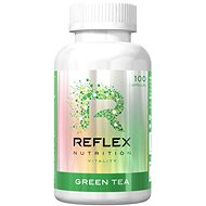 Reflex Green tea, 100 kapslí - Stimulant