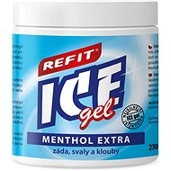 Krém Refit Ice gel Menthol Extra 230 ml