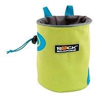 Rock Empire Chalk Bag Spiral Lime - Pytlík