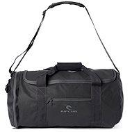 Rip Curl Large Packable Duffle, Black - Bag