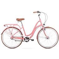 """ROMET POP ART 26 pink vel. M/19"""" - Městské kolo"""